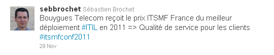 Twitter Bouygues Telecom