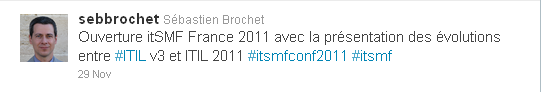 Twitter pres itil 2011 1